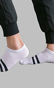 Ανδρικά Χαμηλές Κάλτσες - Ριγέ Μεσαίο / 2pcs / Άνοιξη / Καλοκαίρι