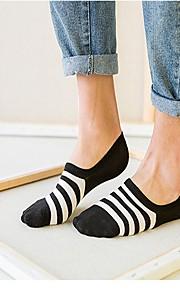 Ανδρικά Κάλτσες - Ριγέ Μεσαίο / 2pcs