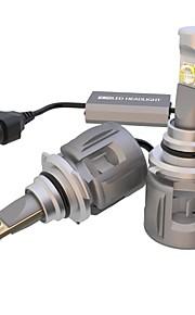 OTOLAMPARA 2pcs H9 / H7 / H11 차 전구 120 W 고성능 LED 15600 lm 2 LED 헤드램프 제품 Volkswagen / Toyota / Hyundai Silverado / Montego / Grand Prix 2,018