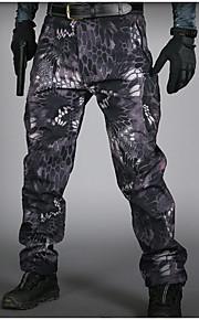 Erkek Sokak Şıklığı Chinos Pantolon - Hayvan Siyah