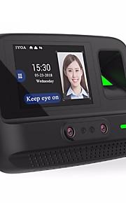 5YOA AF4 출석 기계 카메라 / 쿼리 기록 지문 / 암호 / 얼굴 학교 / 호텔 / 사무실