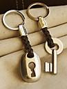 Crom Favoruri Keychain Piece / Set Brelocuri Temă Clasică Auriu