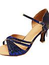 personaliza spectacol de dans pantofi tafta pantofi superioare latin pentru femei