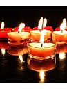 Temă Clasică Favoruri lumânare-20 Piece / Set Lumânări Nepersonalizat Roșu