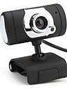 10 megapixel t-stil USB 2.0 webbkamera med mikrofon