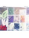 108 pcs Leurre souple Kits de leurre leurres de peche Kits de leurre Leurre souple g Once mm pouce,PVCPeche en mer Peche d\'eau douce