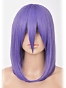 Cosplay Peruker Naruto Akatsuki Konan Purple Animé Cosplay-peruker 45 CM Värmebeständigt Fiber Dam
