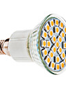 E14 5W 29x5050 SMD 450-480lm 3000-3500K lumină albă caldă bec Spot LED (110-240V)