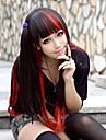 Lolita-peruker Punk Lolita Färggradient Lolita-peruker 70 CM Cosplay-peruker Lappverk Peruk Till
