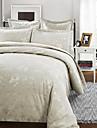 Påslakan Sets Blom Polyester/Bomull Blandning Jacquard Polyester/Bomull Blandning 1st Påslakan