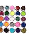 1pcs Glitter & Poudre Puder Dekorationssatser Abstrakt Klassisk Hög kvalitet Dagligen