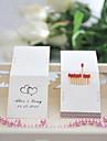 Petrecere Nuntă Hârtie Rigidă pentru Felicitări Material amestecat Decoratiuni nunta Temă Clasică Toate Sezoanele