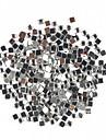 1000 pcs Блеск Стразы для ногтей Кристаллы маникюр Маникюр педикюр Повседневные Панк / Свадьба / Мода / Акрил / Украшения для ногтей