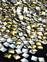 50 pcs Bijoux à ongles / Glitter & Poudre / Kits de décoration Punk / Mariage / Mode Quotidien Nail Art Design / Métal