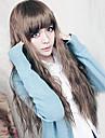 lolita peruk inspirerad av sweet lady brun 80cm prinsessa