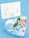 plasați titularii de carte în picioare stil cadou caseta de nunta de primire frumos