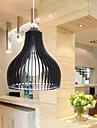 Modern Brief 1 ljus hängande Single-Head Restaurant Ljus