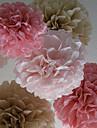 Petrecere Nuntă Material amestecat Decoratiuni nunta Temă Florală / Temă Clasică Iarnă Primăvară Vară Toamnă Toate Sezoanele