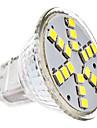 2W 6000 lm GU4(MR11) LED-spotlights MR11 18 lysdioder SMD 2835 Kallvit AC 12V DC 12 V