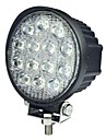 42W 13 LED-uri rotunde lumina de lucru