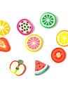 1 pcs Dekorationssatser / Polymer Nail Art Frukt / Tecknat / Bröllop Vackert Dagligen