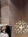 SL® Moderne / Contemporain Lampe suspendue Lumiere d'ambiance - Cristal / Style mini, 110-120V / 220-240V Ampoule non incluse