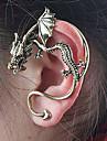 Pentru femei Cercei Stud Cătușe pentru urechi Personalizat Design Unic Vintage Aliaj Balaur Bijuterii Pentru Petrecere Zilnic