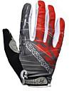 Handcrew® Aktivitet/Sport Handskar Cykelhandskar Håller värmen Bärbar Andningsfunktion Slitsäker Anti-sladd Skyddande Helt finger