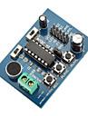 ISD1820 Ljud / röstinspelning och uppspelning Modul Bräda (3 ~ 5V)
