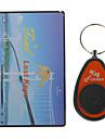 Anti-Perdu Taille alarme RF de carte de crédit sans fil Super électronique Key Finder avec 1 x Récepteurs