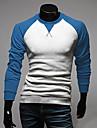 Tricoul Nou În Culori Contrastante