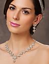 Pentru femei Altele Set bijuterii Σκουλαρίκια / Coliere - Regulat Pentru Nuntă / Petrecere / Aniversare