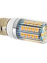 690lm E26 / E27 Ampoules Maïs LED T 47 Perles LED SMD 5050 Blanc Chaud 220-240V