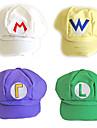 5 Color Super Mario hatt unisex Halloween Cap