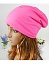 Noua moda de iarna unisex solid Culoare Hip hop Elastic Cap Beanie Hat nepriceput 9 culori One Size