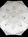 "Post Handle Lace Wedding Masquerade Umbrella Umbrellas 29.9""(Approx.76cm)"