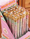 ペンシル ペン シャープペンシル ペン, プラスチック ブラック ランダム色 インク色 For 学用品 事務用品 のパック