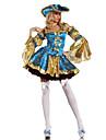 Pirat Cosplay Kostymer/Dräkter Festklädsel Dam Halloween Karnival Festival / högtid Halloweenkostymer Lappverk