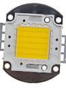 ZDM ™ diy de mare putere de 50W 4000-5000lm lumina alb cald integrat modul condus (32-35v)