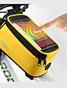 ROSWHEEL Telefon mobil Bag / Genți Cadru Bicicletă 5.5 inch Ecran tactil, Impermeabil Ciclism pentru Samsung Galaxy S6 / LG G3 / Samsung Galaxy S4 Albastru / Negru / iPhone 8/7/6S/6