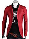 nono nou subțire asortat culoare două blazer catarame