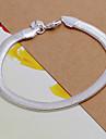 levande kvinnors ormben silverplåtarmband klassisk feminin stil