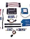 APM 2.6 ardupilot controler de zbor + GPS + 3DR 433 + minimosd + senzor de curent