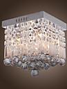 comtemporary cristal culoare montare cu 4 lumini de design cu margele