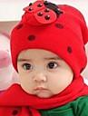 Children's Ladybird hat ancillary Scarf