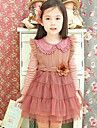 Girl's Fashion Flower Party   Dresses  Lovely Princess    Dresses