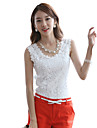 JFS femei de moda Maieuri șifon Floral model montate T Shirt