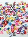 300pcs Kits de décoration Abstrait Mode Adorable Haute qualité Quotidien