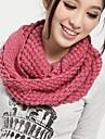 moda tricotat femei porumb eșarfe cald