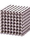 Jucării Magnet 512 Bucăți 3/5 MM Jucării Magnet Lego bile magnetice Magnet Circular Jucarii executive puzzle cub pentru cadouri